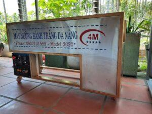 Máy nướng bánh tráng đa năng 4M tại Bình Định