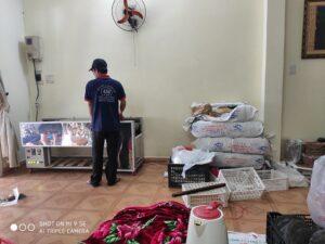 Máy Nướng Bánh Tráng Đa Năng 4M Tại Khánh Hòa
